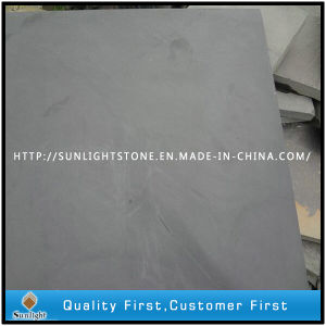 Black, Grey Roof Slate Tiles with Natural Split Surface pictures & photos