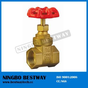 Forged Brass Gate Valve Prices pictures & photos