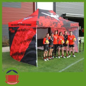 3X6m Folding Pop up Tent with Printing for Event pictures & photos