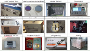 1390/1325 100W/150W Laser Engraving and Cutting Machine pictures & photos