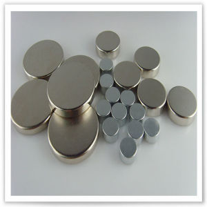 Raw Materials Stronger NdFeB Rare Earth N42 Magnet