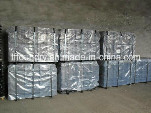 En124 D400 Lockable Triangular Ductile Cast Iron Manhole Covers (1380X850mm) pictures & photos