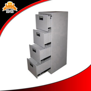 Steel Office Furniture Manufacturer Modern Storage 4 Drawer Steel File Cabinet pictures & photos
