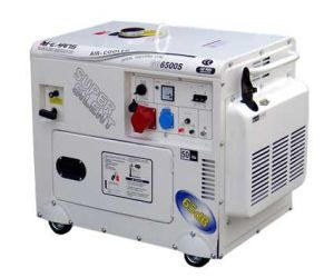 Home Use Gasoline Generator (GG6500S) pictures & photos