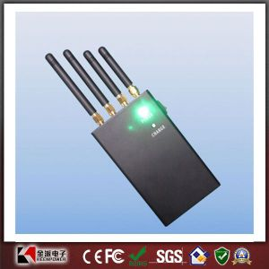 2W 4 Band WiFi Signal Blocker + Cell Phone Jammer pictures & photos