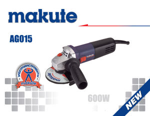840W Popular Style Electric Hand Tools 125mm Angle Grinder (AG015) pictures & photos