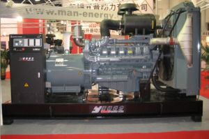 Man Diesel Generator (350kVA to 1000kVA) with CE/ Soncap Certifications (HM350~HM1000)
