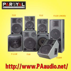 Montarbo Style W28A Active Speaker