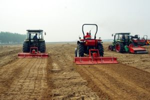 Agricultural Machinery and Equipment 3-Point Rotary Tiller, Rotavator Rotary Tiller pictures & photos