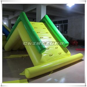 Simple Structure Inflatable Aqua Slide for Sale pictures & photos