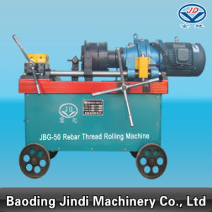 Rebar Threading Machine (JBG-50)
