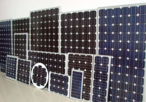 Heterogenic 70W Poly Solar Panel pictures & photos