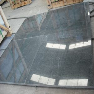 China Cheap Granite, G654 Dark Grey Granite Slab for Flooring pictures & photos