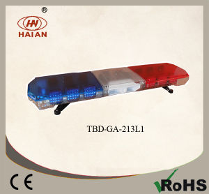 with Built-in Speakers Police Car Lightbar (TBD-GA-213L1) pictures & photos