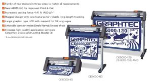 Graphtec Garment Cutting Plotter (CE 6000-60) pictures & photos