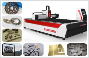 Fiber Laser Cutting Machine with High Precision Linear Guide Rail pictures & photos