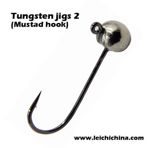 Tungsten Jig 2 (Mustad hook) pictures & photos