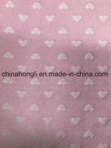 Velour Jacquard for Baby′s Garment pictures & photos