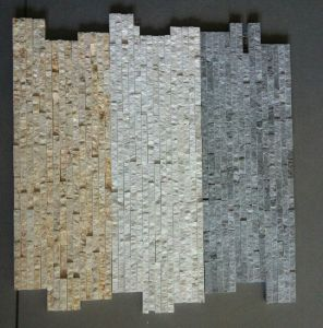 White Quartz Slate for Wall Cladding & Floor (YY-Slate stone) pictures & photos