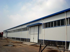 professional Manufacture Steel Frame /Pre-Engineered Steel Structure Workshop pictures & photos