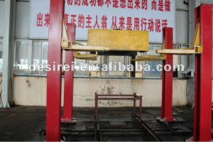 Two Post Floor Plate Auto Jack Hydraulic Car Lift for Repair pictures & photos