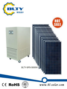 5000W off Grid Solar Power System Solar System for Home pictures & photos