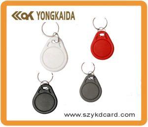 ABS 125kHz Tk4100 ID Key Tag