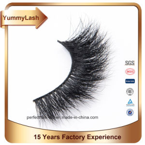 Wholesale Custom Package Private Label Mink Eyelashes pictures & photos