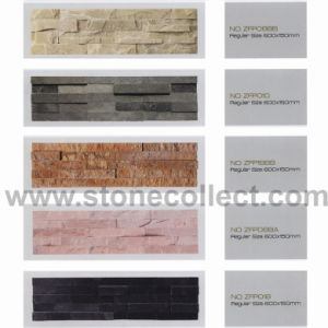 Culture Stone Made of Slate, Quarizite, Sandstone pictures & photos
