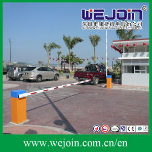 Intelligent Vehicle Barrier Arm Gate with Single Straight Boom pictures & photos