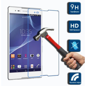 Tempered Glass Screen Guard Film Screen Protector for Sony Xperia T2 Ultra pictures & photos