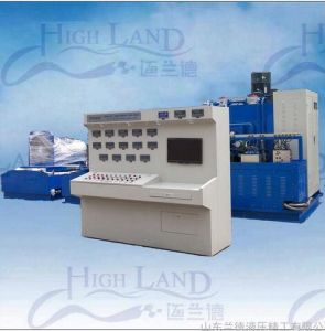 Advanced Technology Comprehensive Hydraulic Pump/Motor/Vale Testing Table