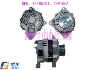 AC Car/Auto/Automobile Alternator for Scania Truck A4tr5191 24V 100A pictures & photos