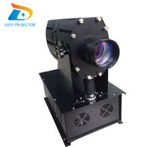 High Power Logo Gobo Projector with Large Image Outdoor Advertising pictures & photos