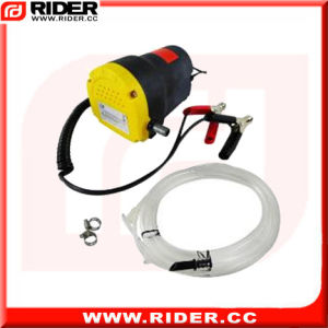 12V Portable Oil Extractors Oil Changers pictures & photos