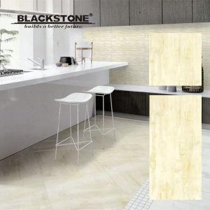 600X600 Inkjet Printing Glazed Porcelain Polished Beige Tile (BM60P318A) pictures & photos