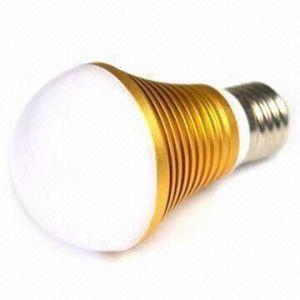 5W High Power LED Bulbs