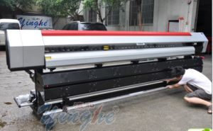 3.2m Large Format Eco Solvent Printer (YH-3200R) pictures & photos