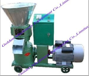 Small Animal Feed Flat Die Pellets Mill Machine pictures & photos