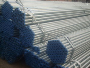 Bs1387-1985 Hot Dipped Galvanized Steel Pipe