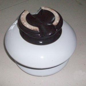 ANSI56-3 33kv Porcelain Pin Insulator