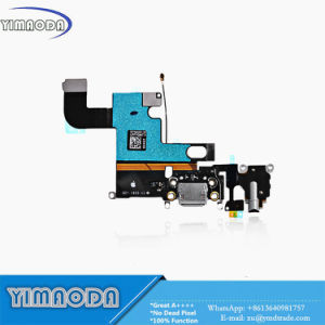 "Original Charging Port Dock Connector Flex Cable for iPhone 6 4.7"" Headphone Audio Jack pictures & photos"