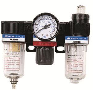 Air Source Treatment Unit (F. R. L Combination)
