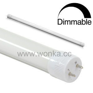 Dlc Listedhigh Lumen Dimmable LED T8 Tube pictures & photos