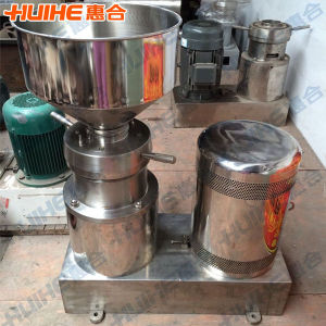 Peanut Butter Mill / Stainless Steel Colloidal Mill with CE Approved pictures & photos