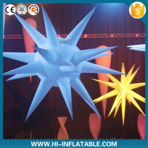 2016 New Brand Exciting Show Decorations Inflatable Star pictures & photos