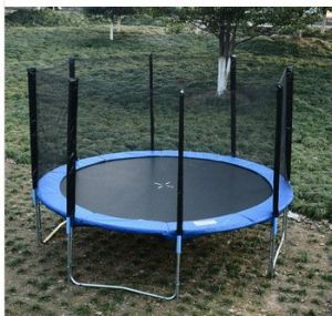 14ft Trampoline with Enclosure pictures & photos
