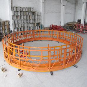 Round Suspended Platform pictures & photos