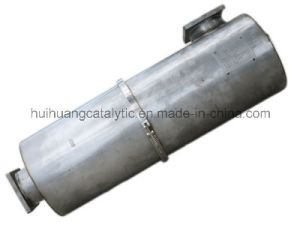 Catalytic Converter for Diesel Engines SCR Catalytic Muffler pictures & photos