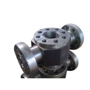 Forged Forged Valve Bodybox for Machine Spare Parts pictures & photos
